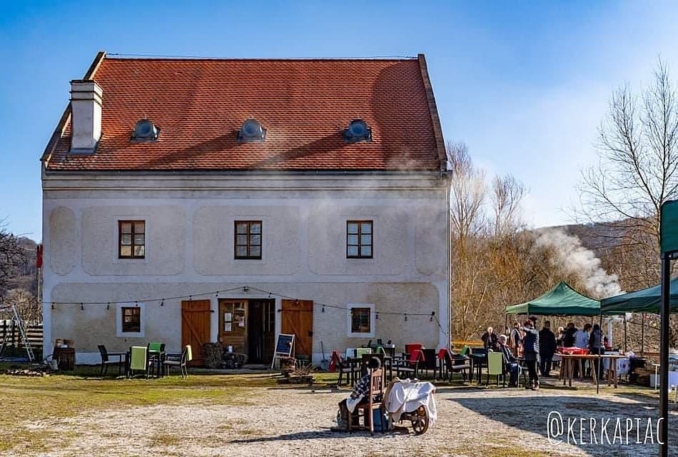 Kerka piac Szécsisziget