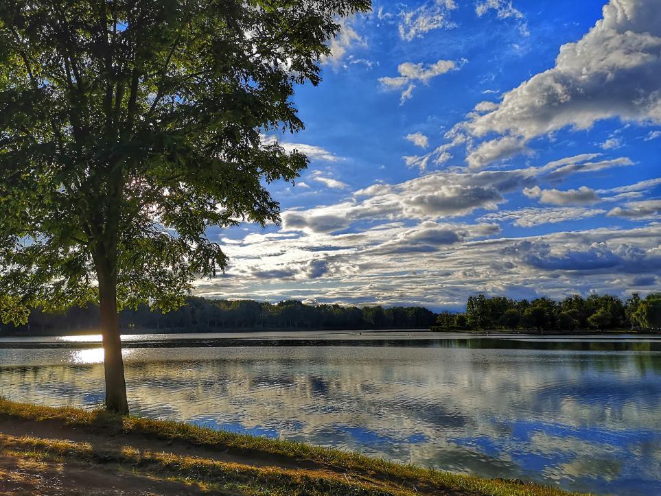 Gébárti-tó