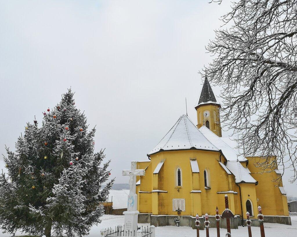 Szent Domonkos templom, Várvölgy